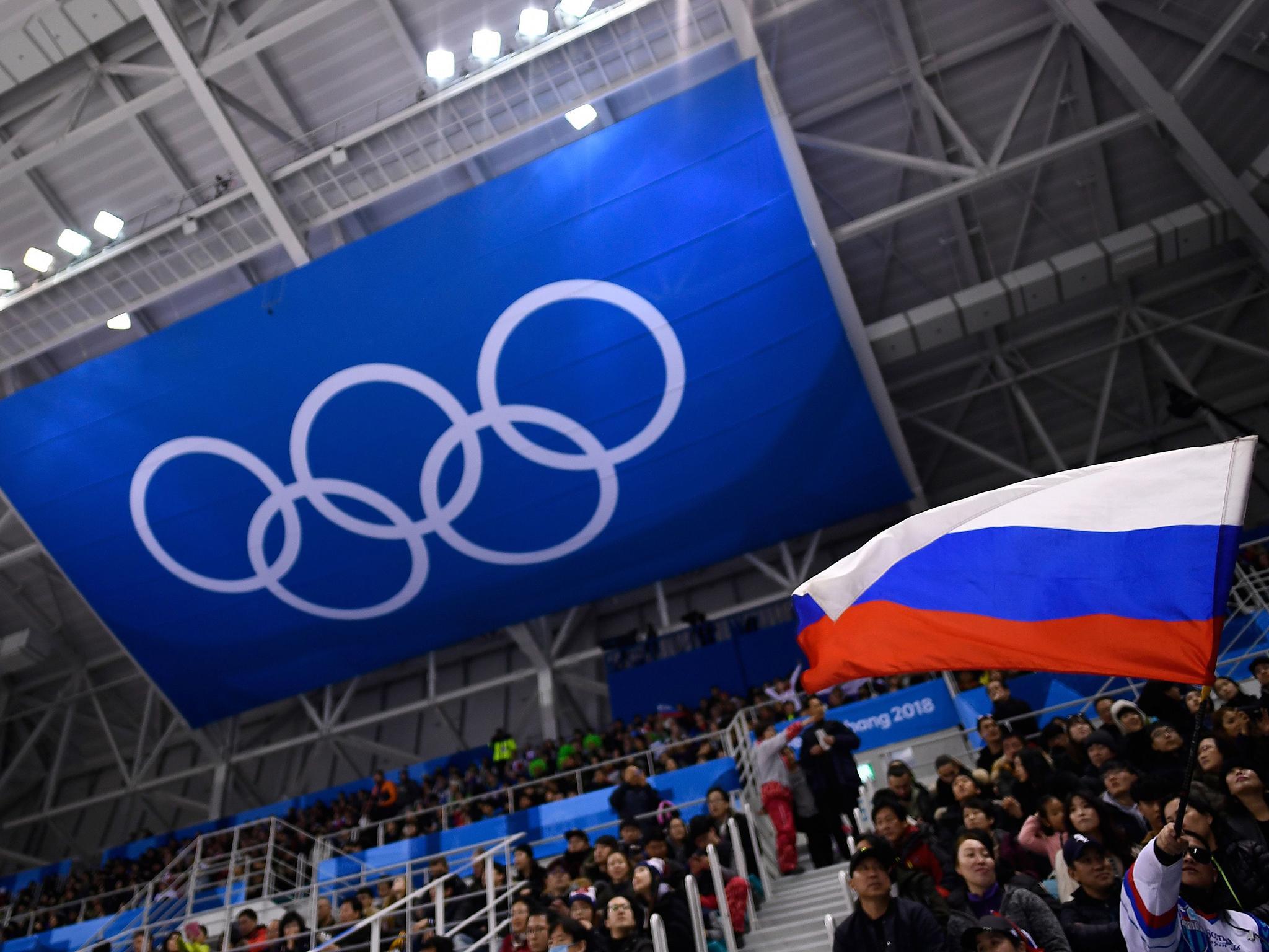 Rusia ar putea primi o interdictie olimpica de patru ani pentru incalcarea regulilor antidoping