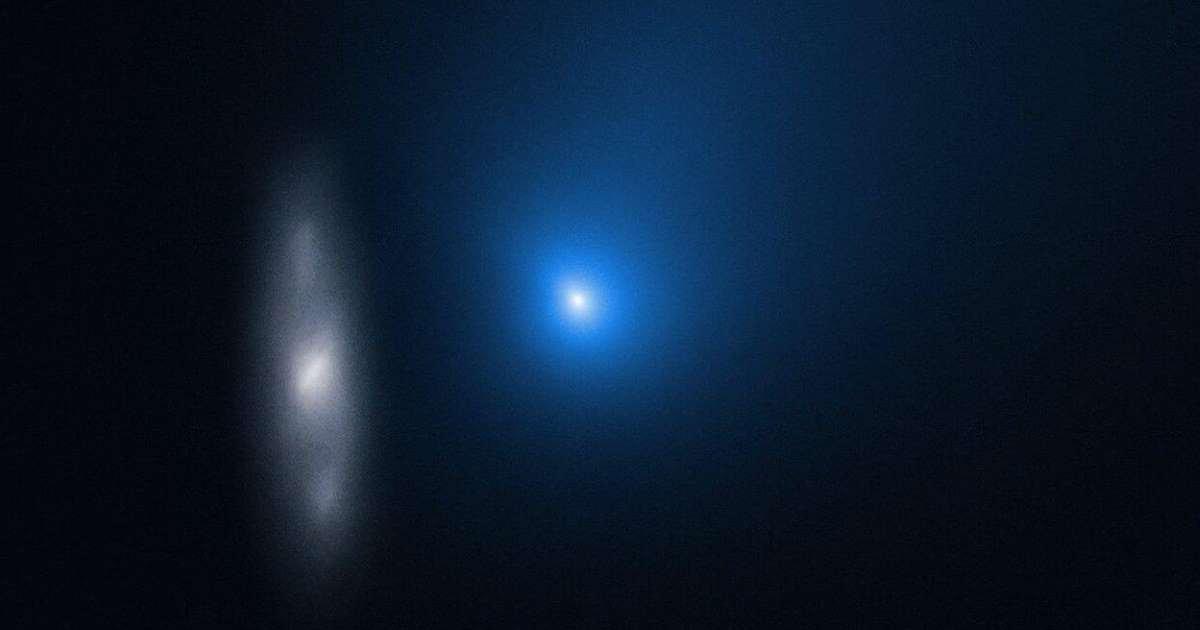 NASA face publice poze ale unui obiect care nu provine din sistemul nostru solar