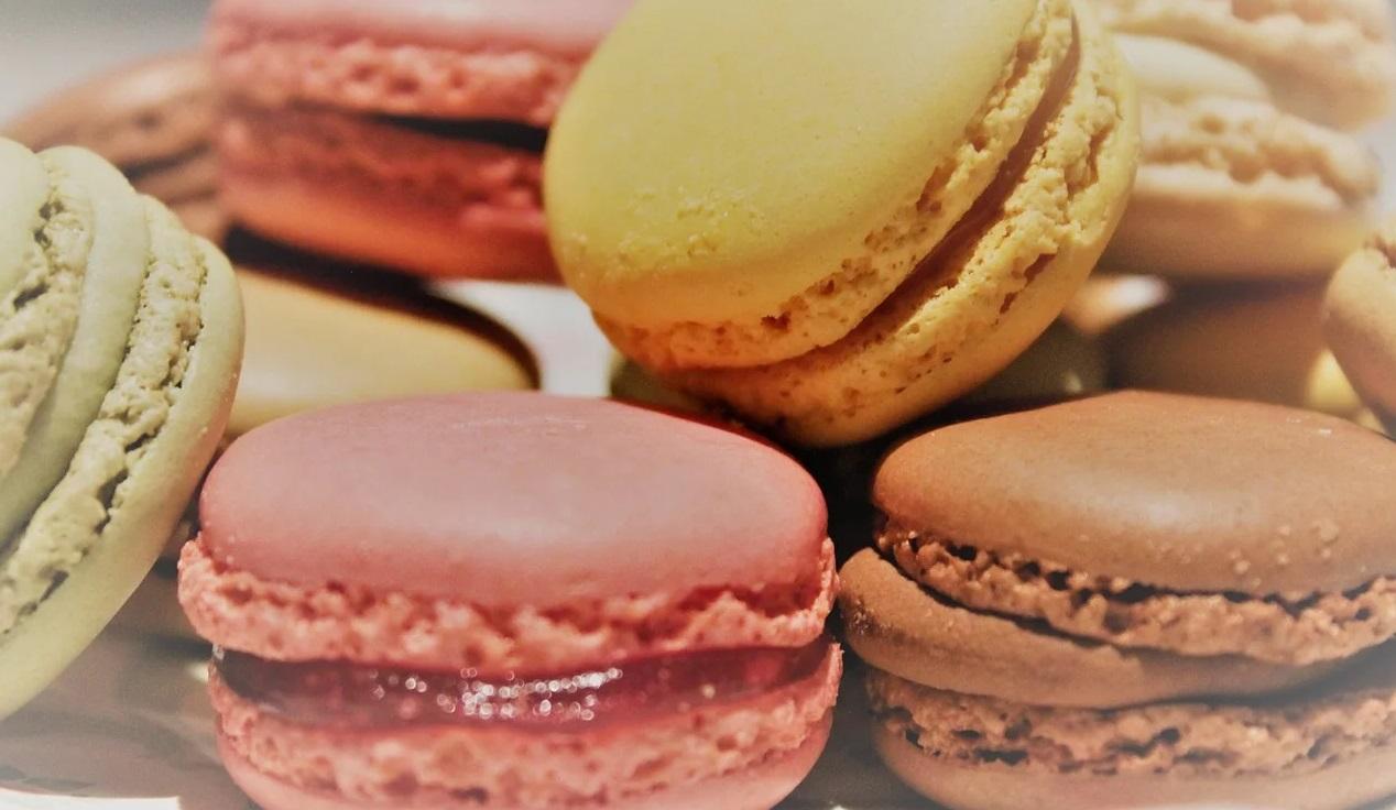 secrete culinare: macarons