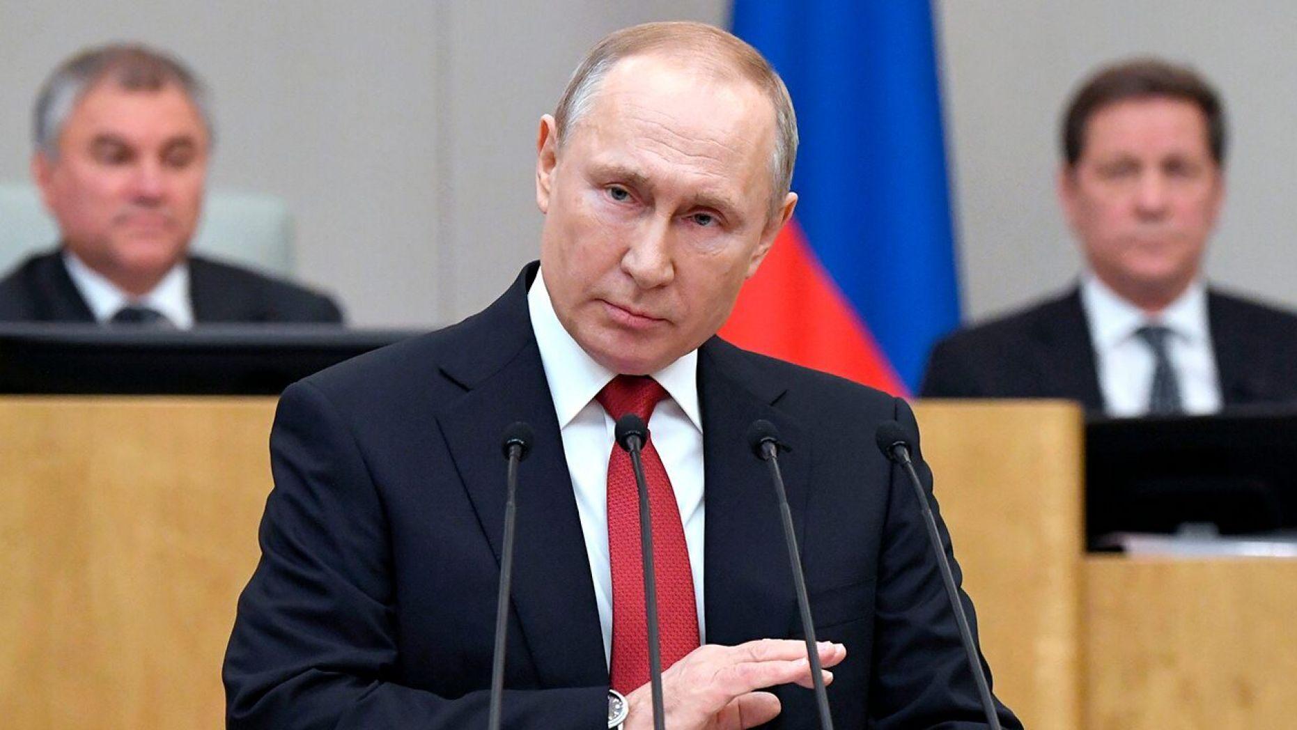 Putin solicita instantei sa modifice constitutia pentru a-i permite sa ramana la putere pana in 2036