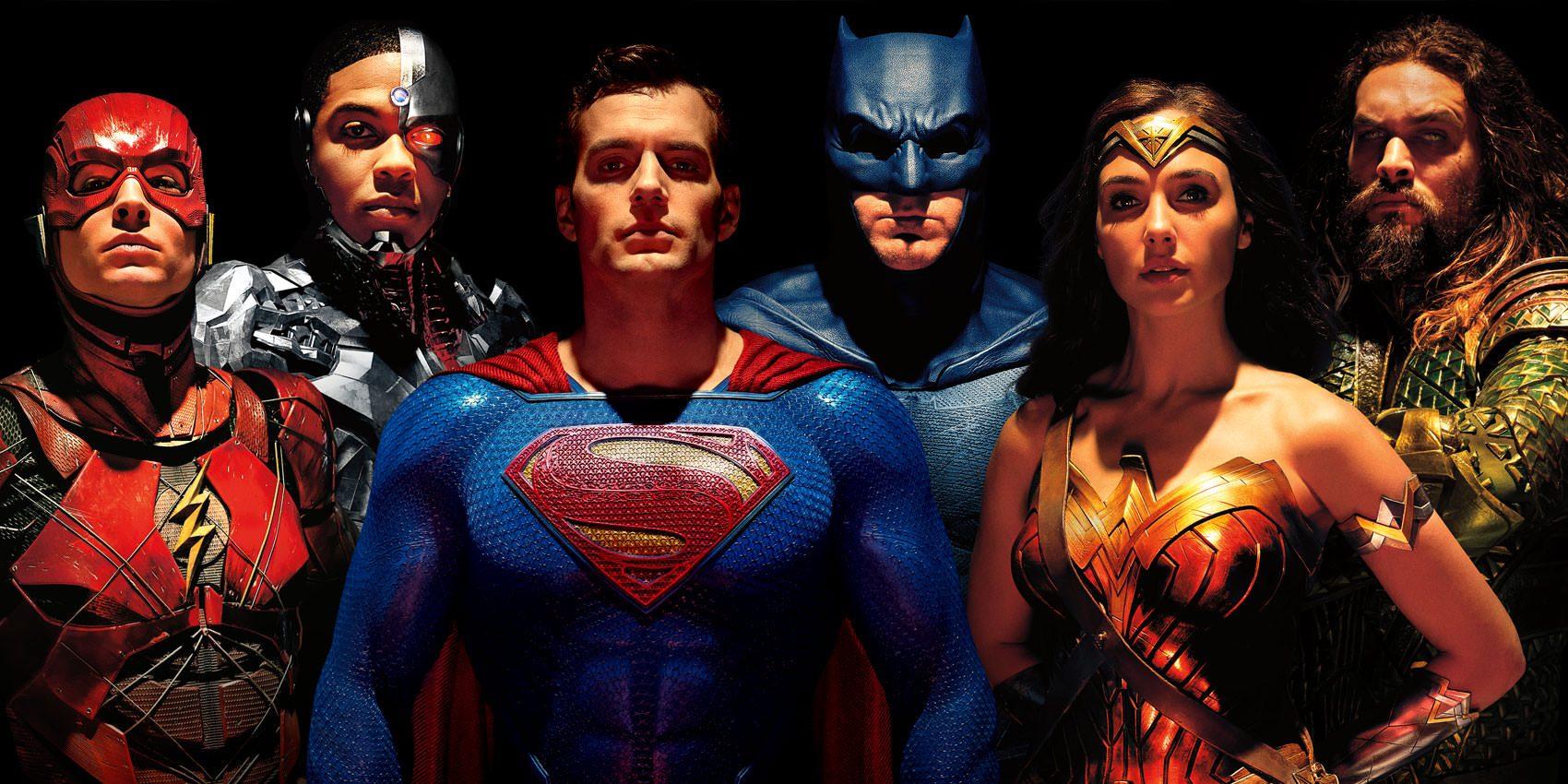 lista filme DC Movies