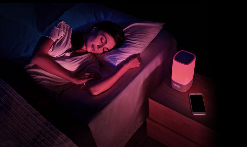 In timpul somnului