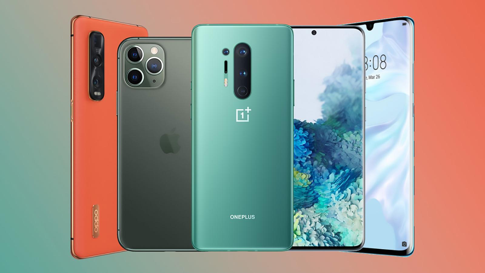 Cele mai bune telefoane ale 2020