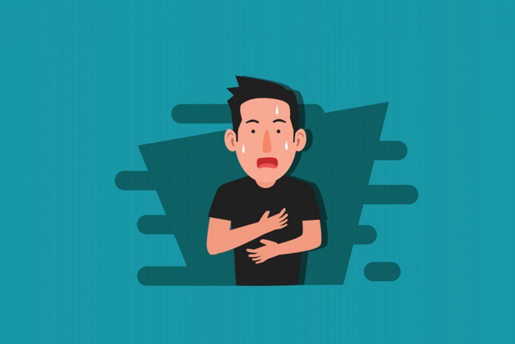 simptome atac de panica