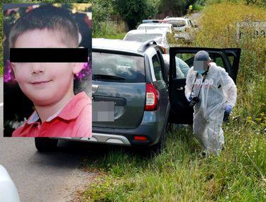 Copil de 8 ani gasit mort
