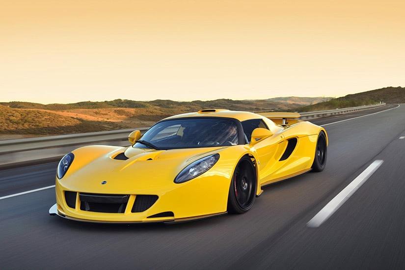 cele mai rapide masini