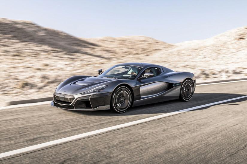 cele mai rapide masini din lume