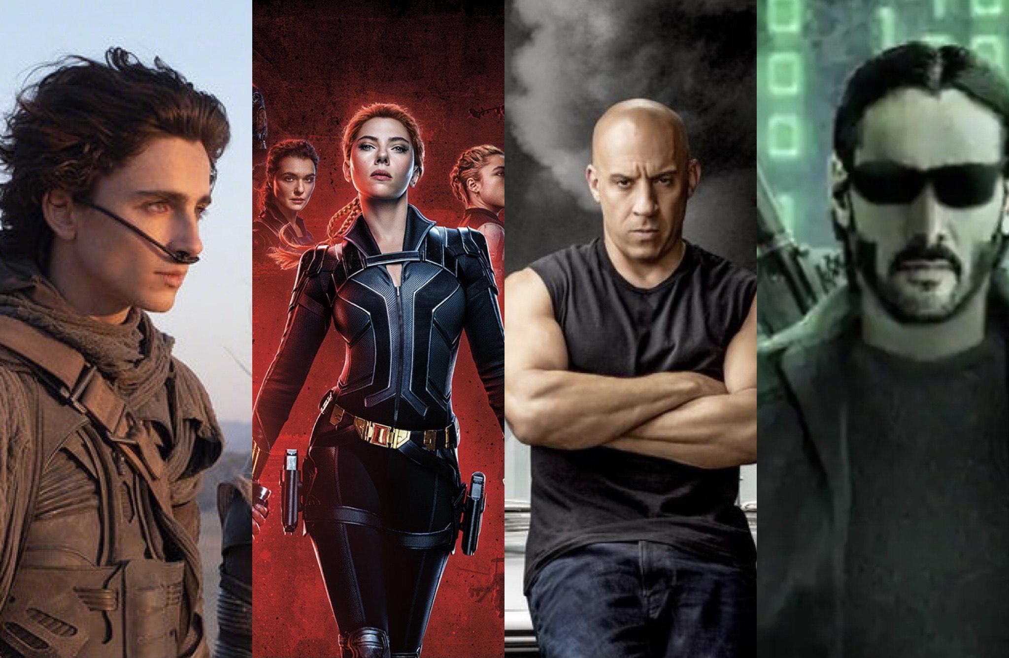 Top filme 2021